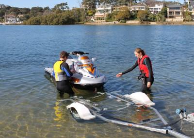 Jet Ski School Tackles Rider Behaviour