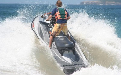 Jet ski riders who behave badly could have their ski impounded.